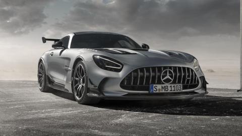 Galería: Mercedes-AMG GT Black Series
