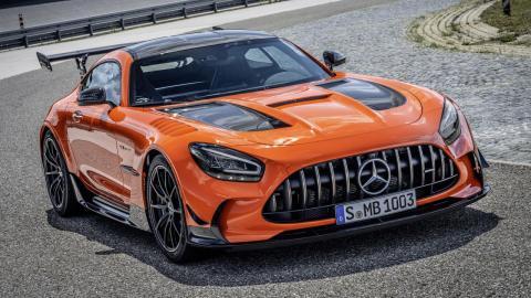 Galería: Mercedes-AMG GT Black Series en Magma Beam [TG]