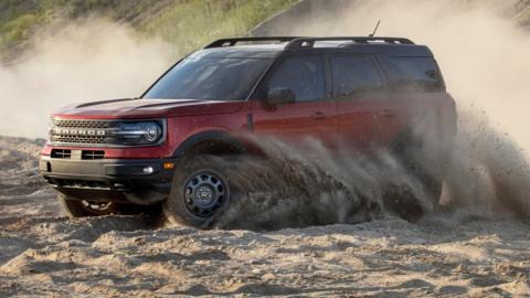 Galería: nuevo Ford Bronco