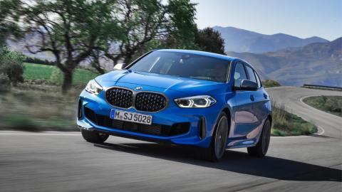 Galería: prueba BMW 118i 2020