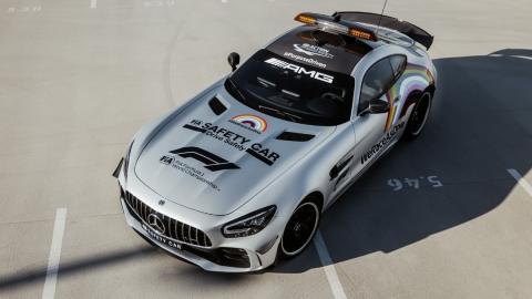Galería: Safety Car F1 2020