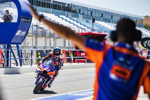 Iker Lecuona KTM RC16 MotoGP 2020 en Jerez