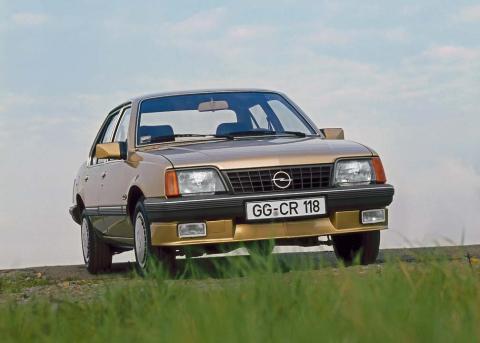 La increíble historia del Opel Ascona