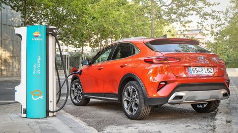 hibrido enchufable SUV Madrid urbano