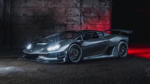 super trofeo coche competicion carreras calle homologado