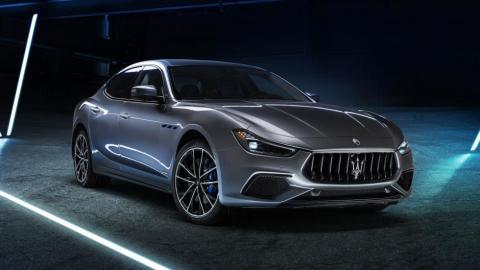 El primer híbrido de Maserati