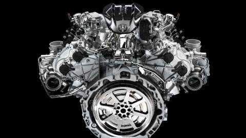 v6 tecnologia innovacion mecanica