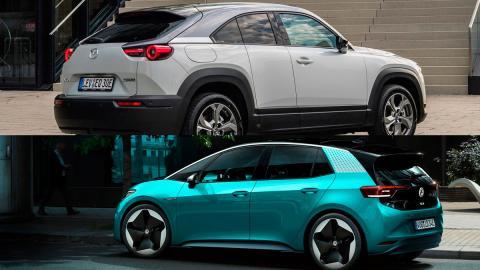 coches electricos ciudad suv compacto
