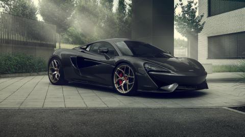 McLaren 666S Pogea Racing