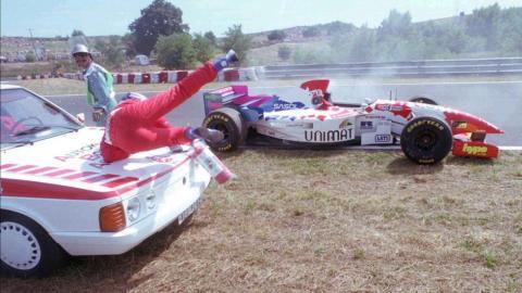 Mejores fails F1
