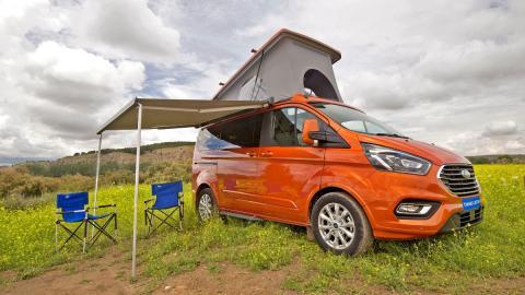 diversion verano vacaciones autocaravana caravana camping