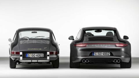 El Porsche 911 ha crecido un 20 por ciento en tamaño total