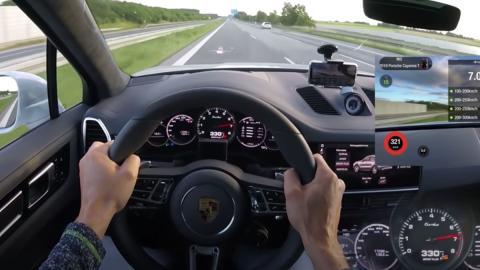 velocidad maxima suv preparaciones lujo altas prestaciones autobahn