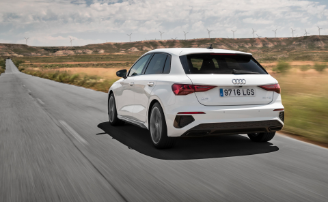 Prueba Audi A3 Sportback 2020