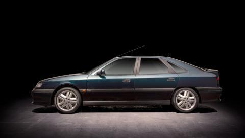Renault Safrane Biturbo 1993
