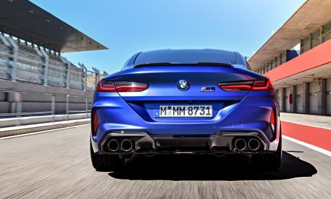 Así suena el 0-320 km/h del BMW M8 de AC Schnitzer