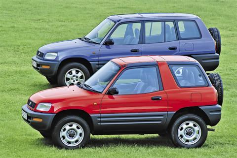 SUV de los 90