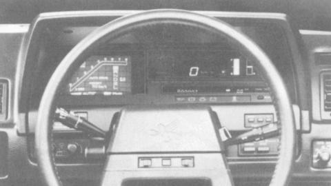 cuadro mandos digital 1985 pionero tecnologia