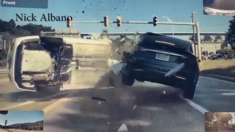 accidente-tesla-model-x