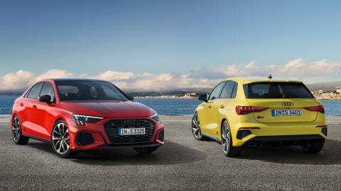Audi S3 Sedán y S3 Sportback 2020
