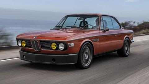 BMW 3.0 CS Iron Man