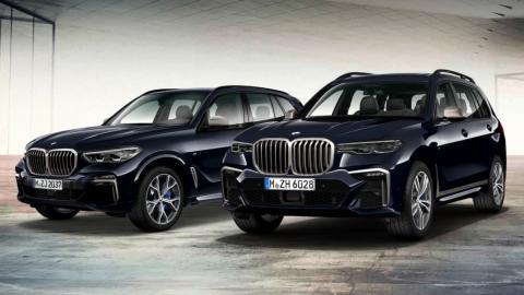 BMW X5 M50d BMW X7 M50d Final Edition