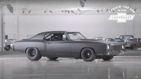 coches americanos preparaciones lujo altas prestaciones muscle car