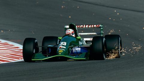 Debut Michael Schumacher F1