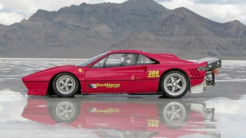 Ferrari más rápido del mundo