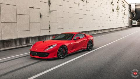 Galería: Ferrari 812 Superfast Novitec