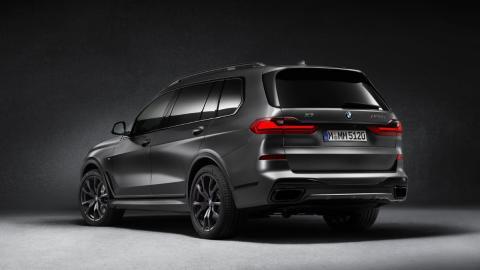 Galería: nuevo BMW X7 Dark Edition - exterior