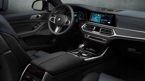 Galería: Nuevo BMW X7 Dark Edition - interior