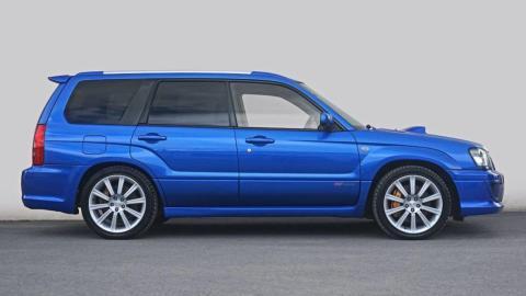 Galería: Subaru Forester STI a la venta