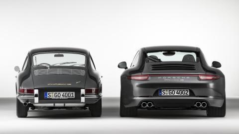 Generaciones Porsche 911