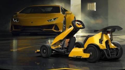 GoKart Xiaomi Lamborghini Edition