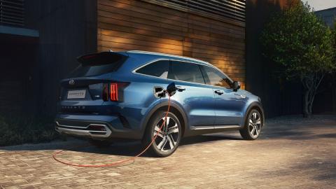suv phev electricidad coches electrificados todoterreno