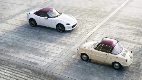 roadster deportivo barato lujo aniversario 100