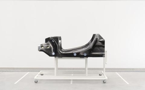 McLaren hibrido
