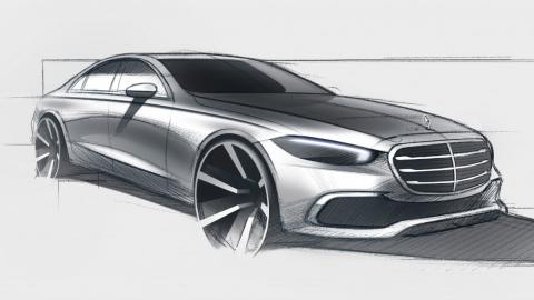 Mercedes Clase S 2021