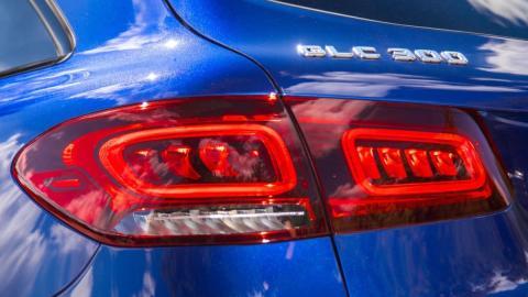 Mercedes GLC nueva generacion
