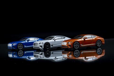 Miniatura Bentley Continental GT