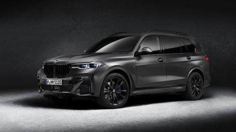 Nuevo BMW X7 Dark Shadow Edition