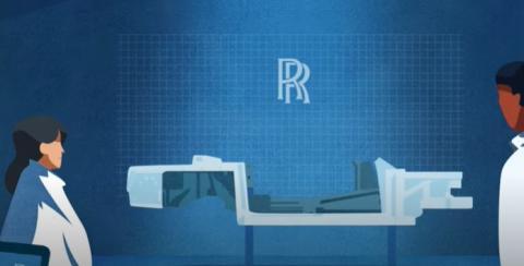 nuevo Rolls Royce Ghost