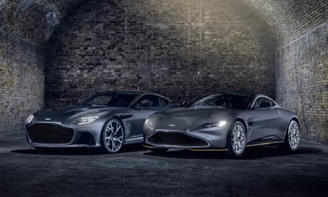 Nuevos Aston Martin edición limitada 007