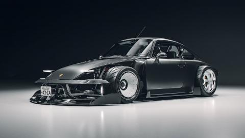 Porsche 964 Unhinged Saleem