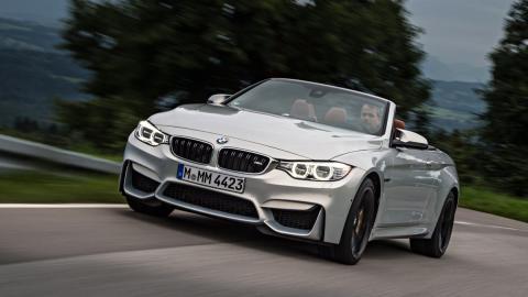 Precio BMW M4 Cabrio España