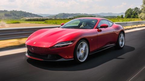 Ferrari Roma Así Es El Ferrari Más Barato Que Te Puedes Comprar Topgear Es