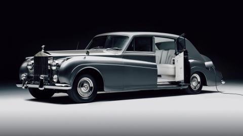 V cinco quinta generacion modificacion restomod lujo superlujo britanico british