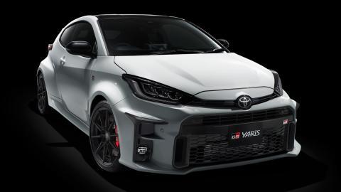 Toyota Yaris GR con pintura Blanco Classic