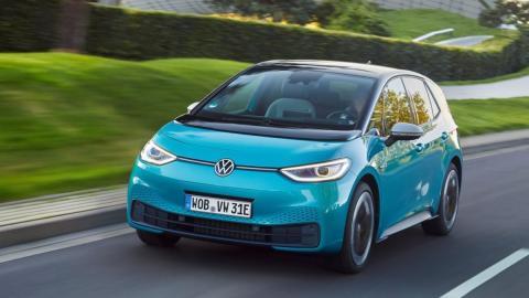 Volkswagen ID.3 de renting